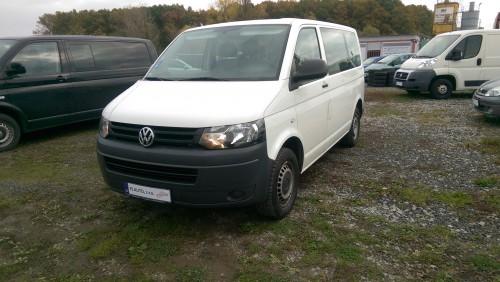 Volkswagen Transporter 2.0TDi 74kW 9míst DPH !