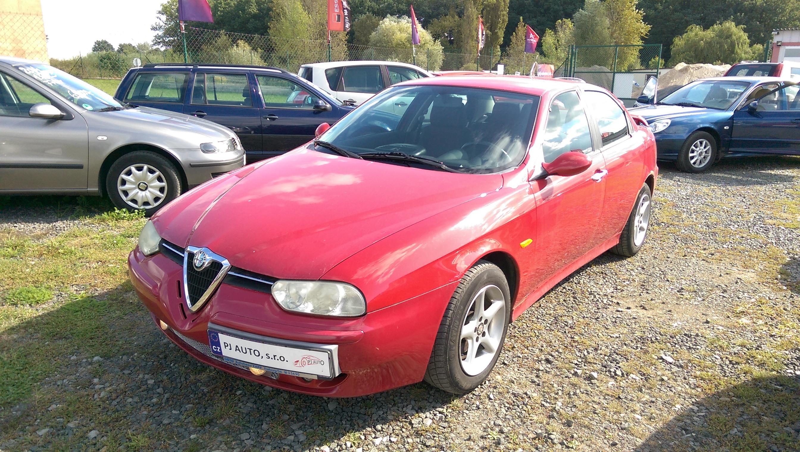 Alfa Romeo 156 1.6 TS 16V 88kW Twin Spark 1.maj.