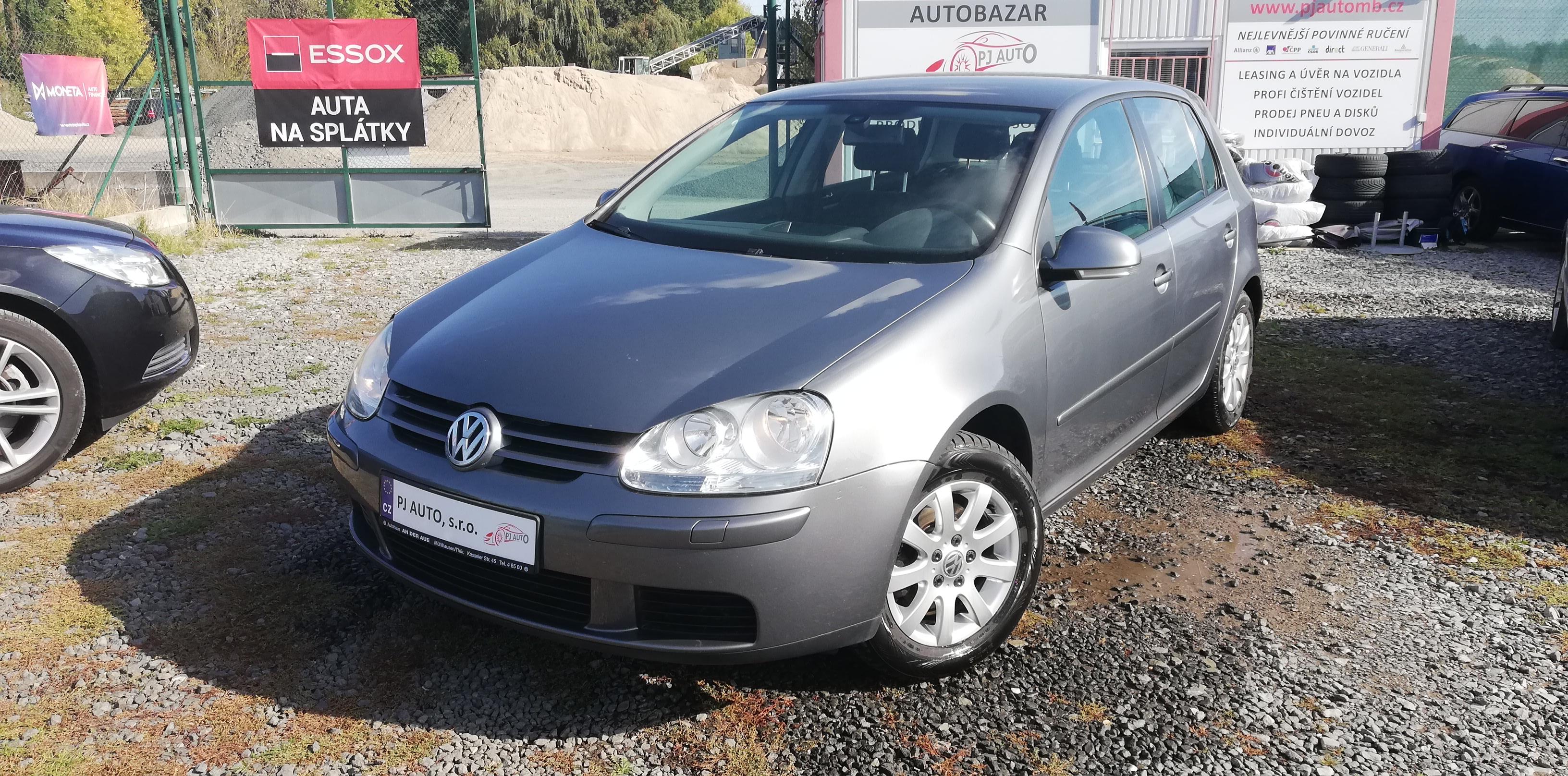 Volkswagen Golf 1.4 16V Comfortline,ALU,Klima,STK 10/2020