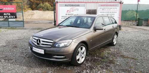 Mercedes-Benz C 250 CDi Avantgarde,Xen,Memory,Taž,sada pneu