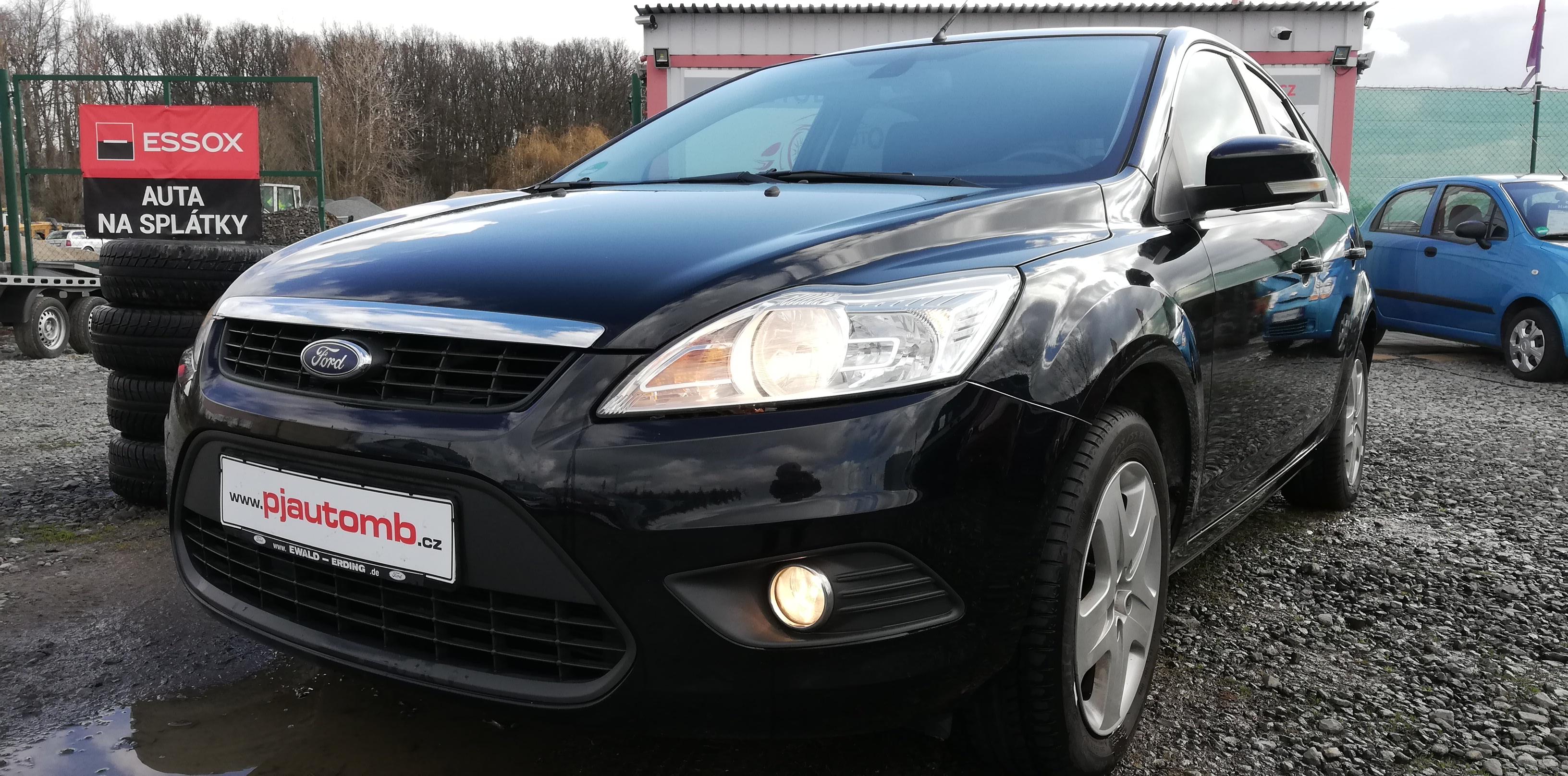 Ford Focus 1.8i 92kW Duratec,Klima,Temp,+sada pneu