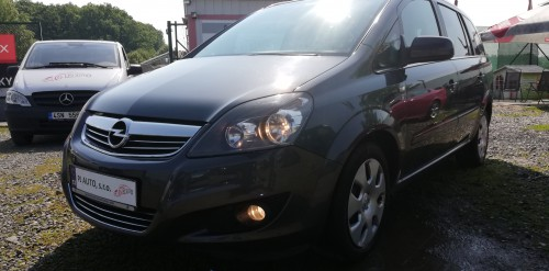 Opel Zafira 1.7 CDTi 92kW Edition 111,Temp,6-st