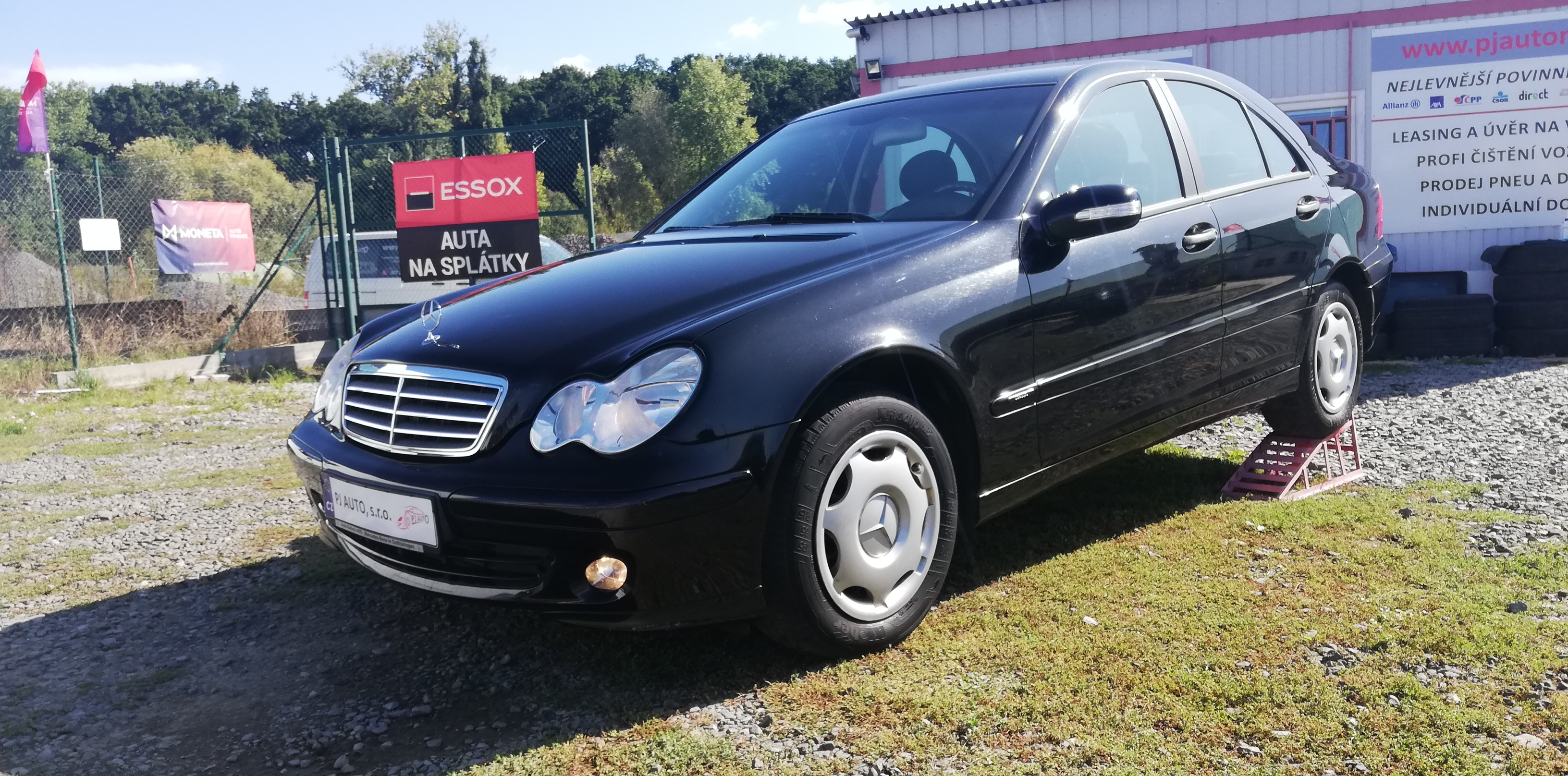 Mercedes-Benz C180 Kompressor 105kW,AAC,Temp,1majitel