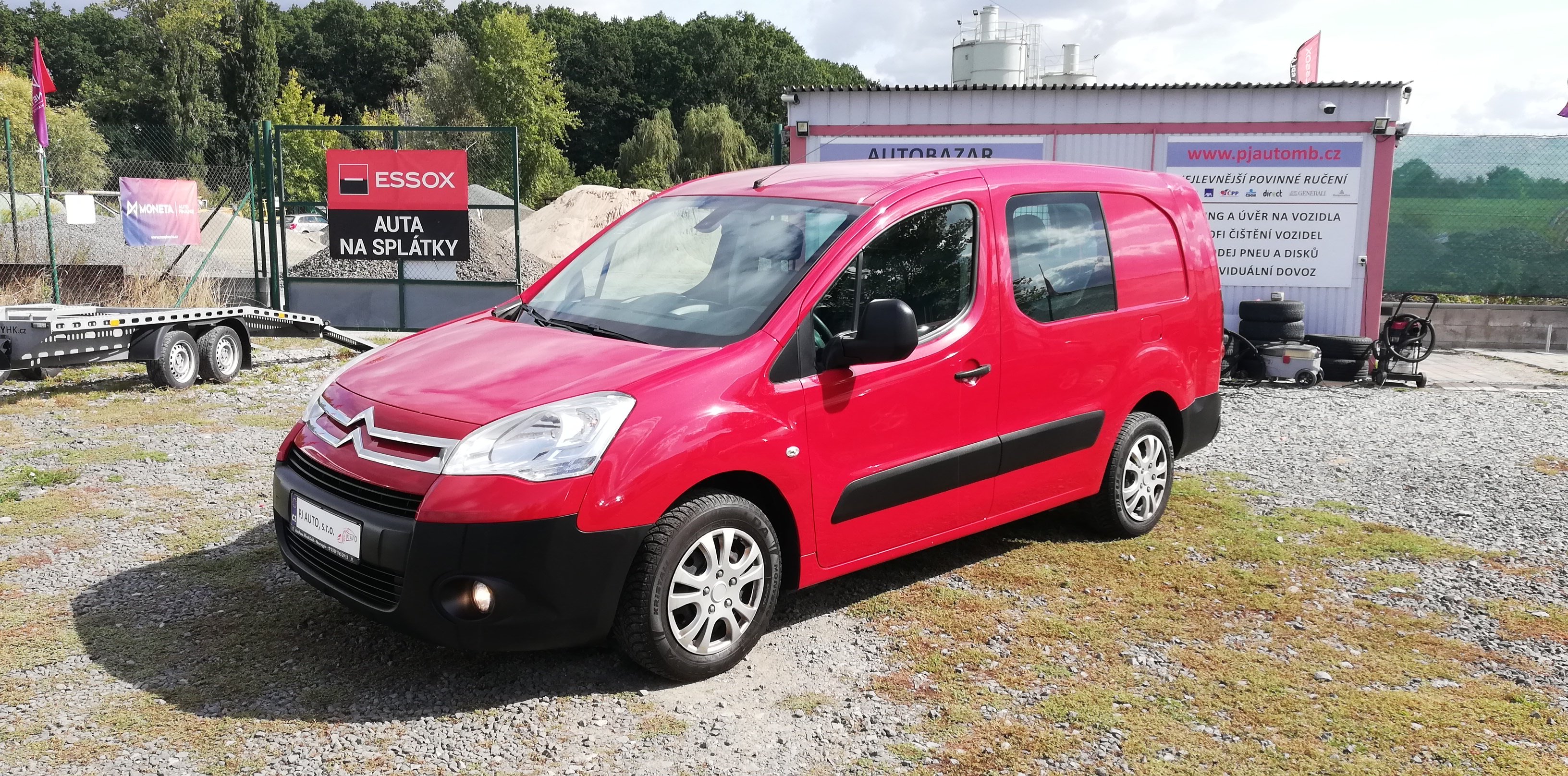 Citroën Berlingo 1.6 HDi 66kW Long,Klima,1majitel