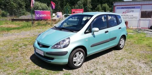 Honda Jazz 1.3i 61kW LS,Klima,126 tkm,STK 6/2022,Euro4