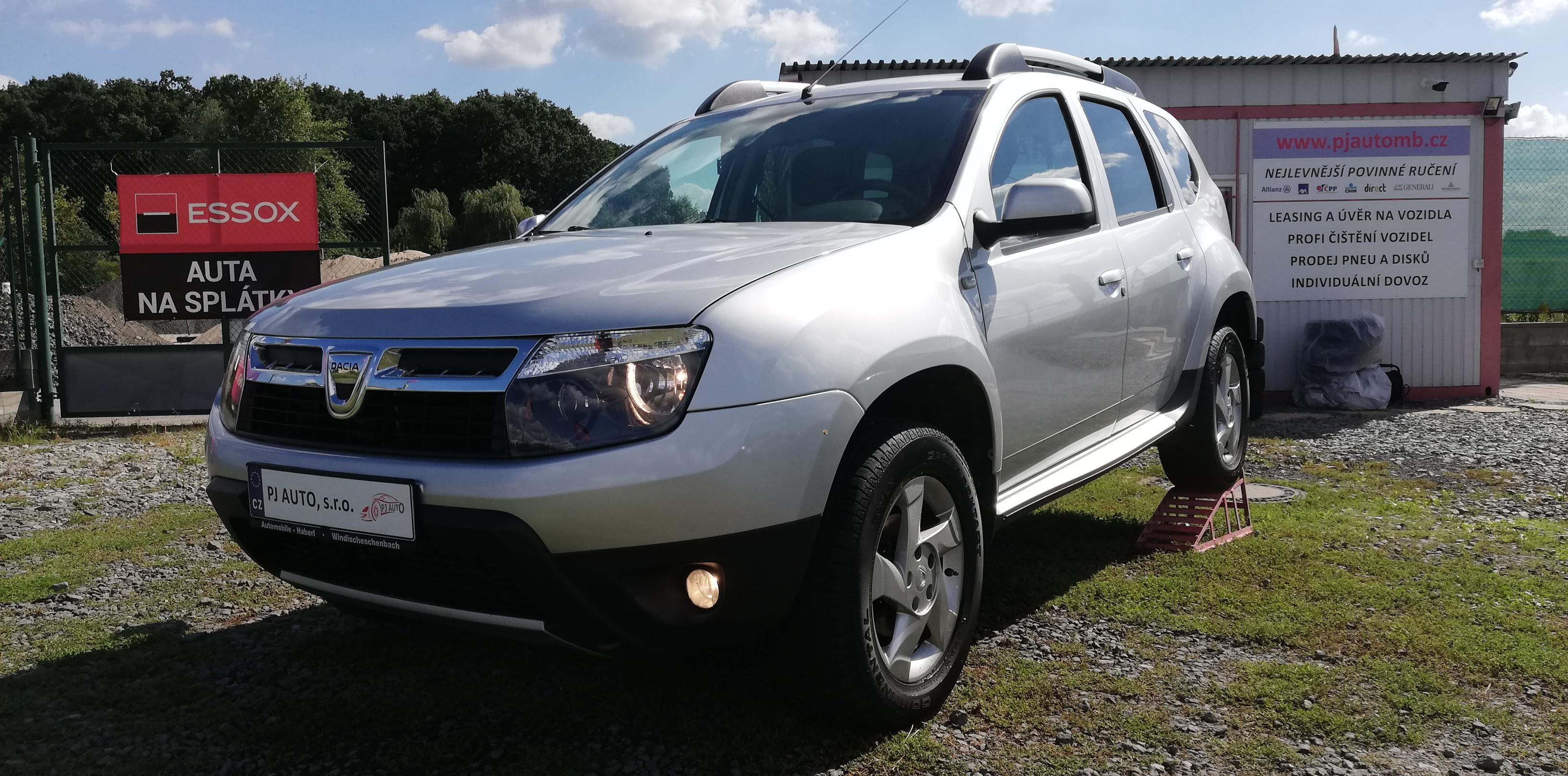 Dacia Duster 1.6i 77kW 4x4 Laureate,ALU,Klima,50 tkm