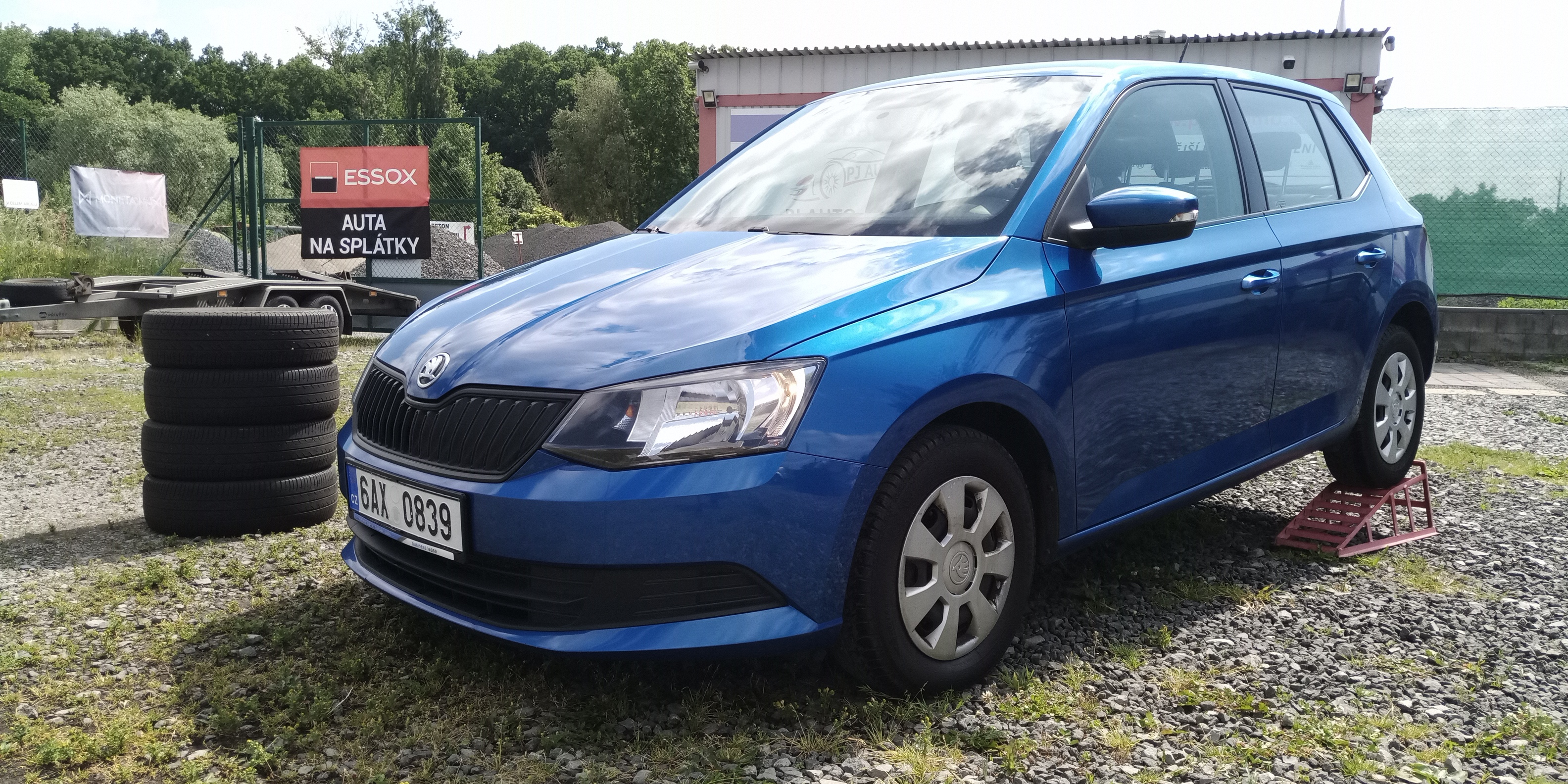 Škoda Fabia 1.0 TSi 70kW Active,Klima,1majitel ČR,DPH,2018