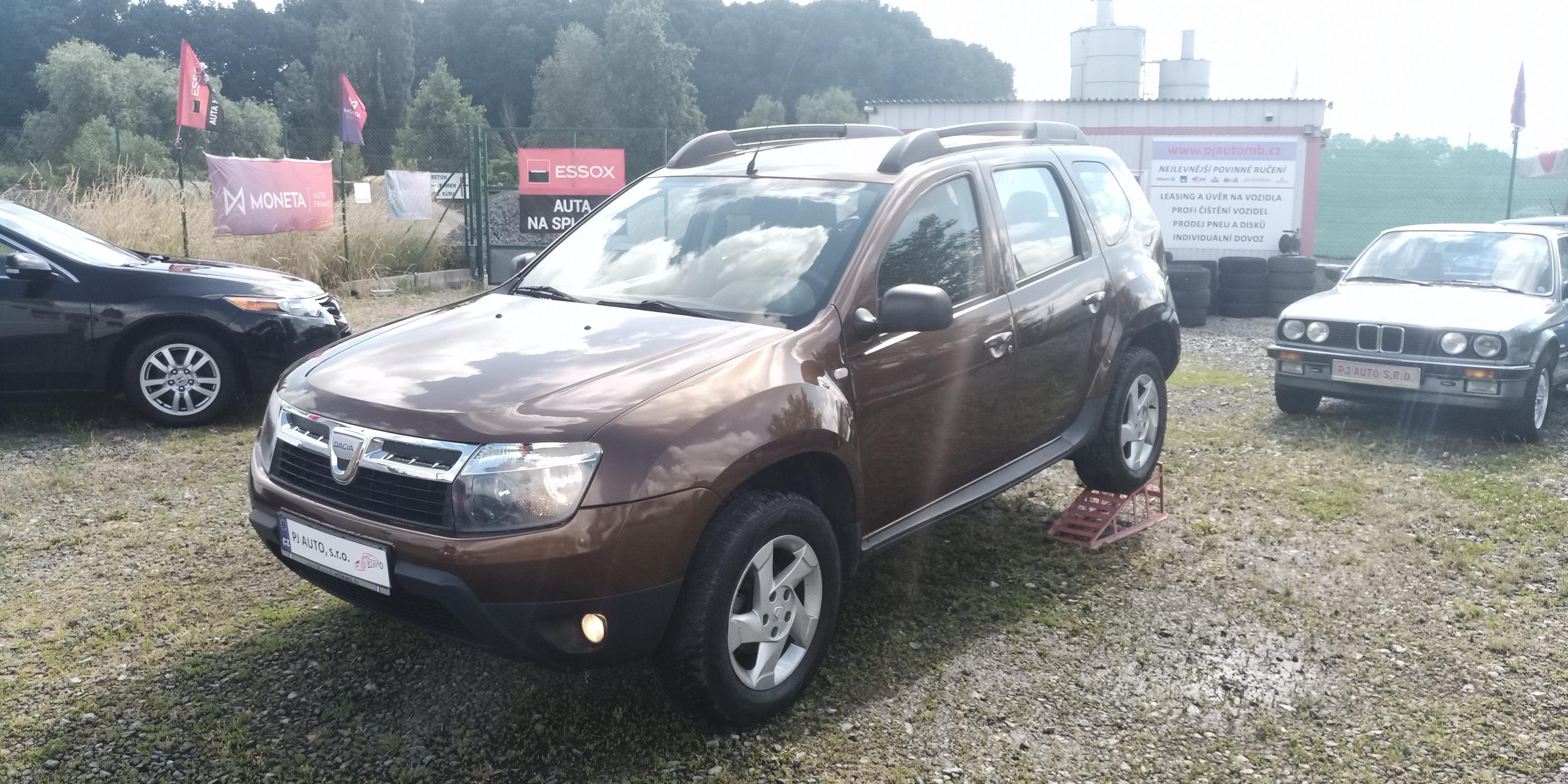 Dacia Duster 1.6i 77kW 4x4 Laureate,Klima,1majitelka,73tkm