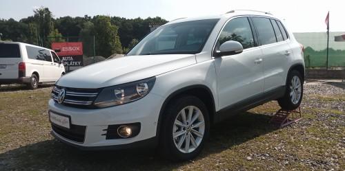 Volkswagen Tiguan 2.0 TDi 103kW SPORT,Kamera,1majitel